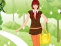 Game Summer Dress Up (KubiGirls) online - mga laro sa online