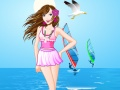 Game Barbie Summer Vacation online - mga laro sa online