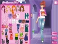 Game College Fashion online - mga laro sa online