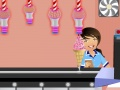Game Ice Cream Factory online - mga laro sa online