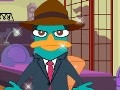 Game Agent P Dress Up  online - mga laro sa online