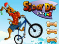 Game Scooby Doo beach BMX  online - mga laro sa online